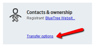 Select transfer ownership